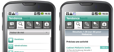 tendance-sante-appli-android-iphone