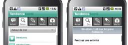 Tendance Santé lance une application iPhone et Android